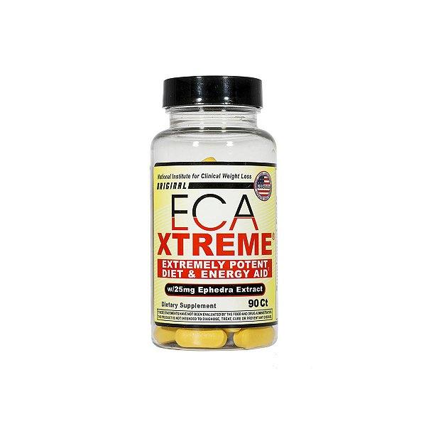 Termogênico  Pharmaceuticals Eca Xtreme 90 Caps - Hi-Tech