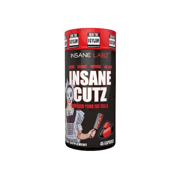 Termogênico Insane Cutz 45 Caps - Insane Labz