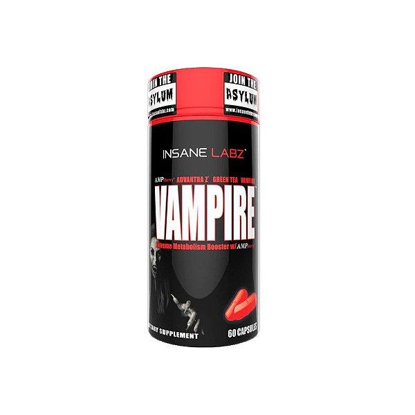 Termogênico  Vampire 60 Caps - Insane Labz