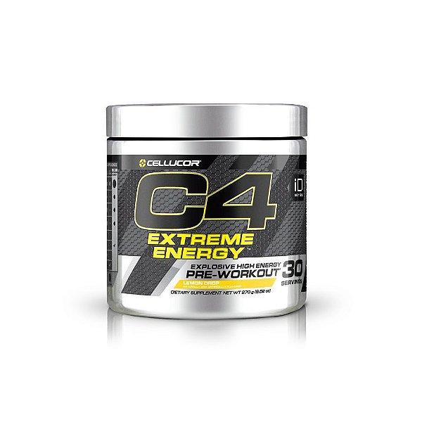 Pré-Treino C4 Extreme Energy 30 Doses -  Cellucor