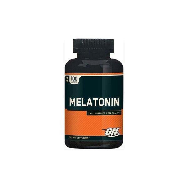 Melatonina  3mg 100 Tabs - Optimum