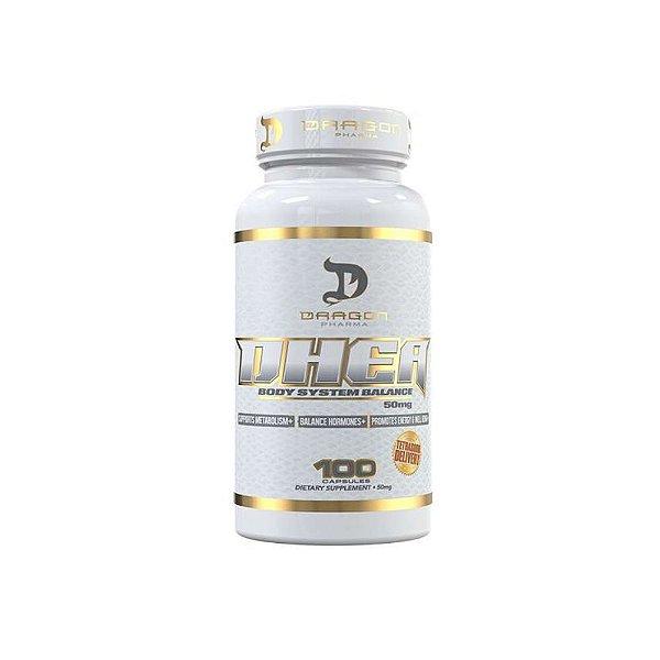 DHEA  50mg 100 Caps - Dragon Pharma