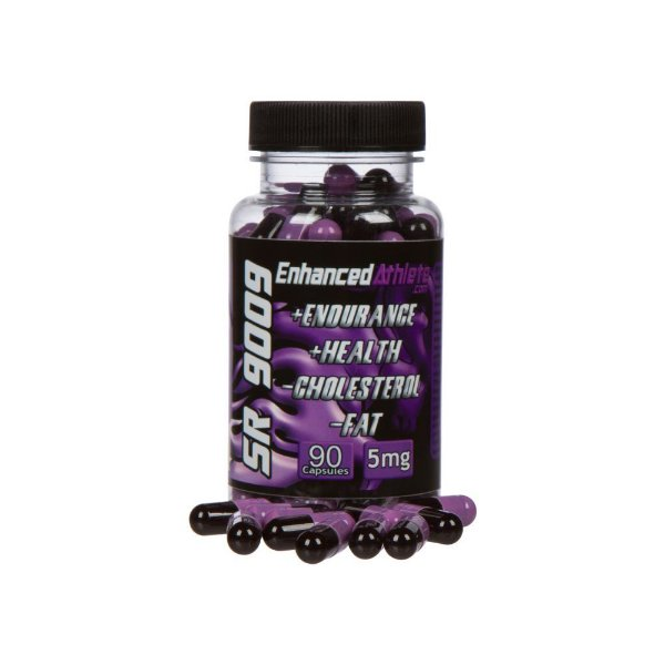 Stenabolic SR9009 5mg 90caps - Enhanced Atlete