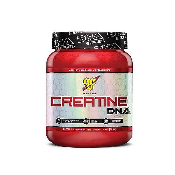 Creatina  DNA 309g 60 Doses - BSN
