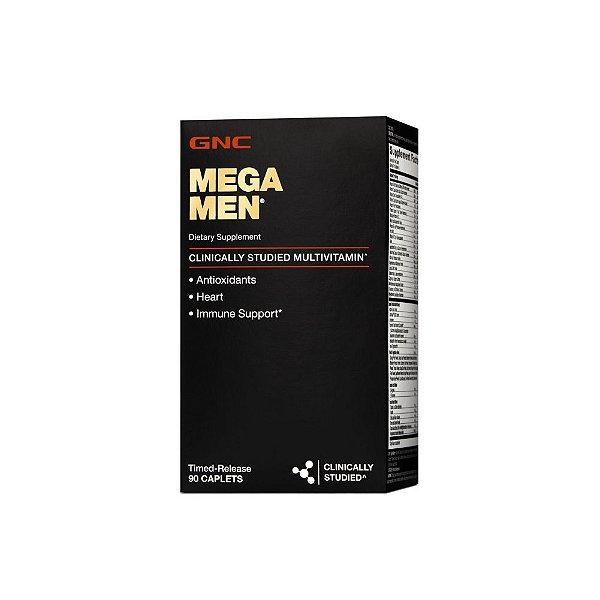 Multivitamínico  Mega Men 90 Tabs - GNC