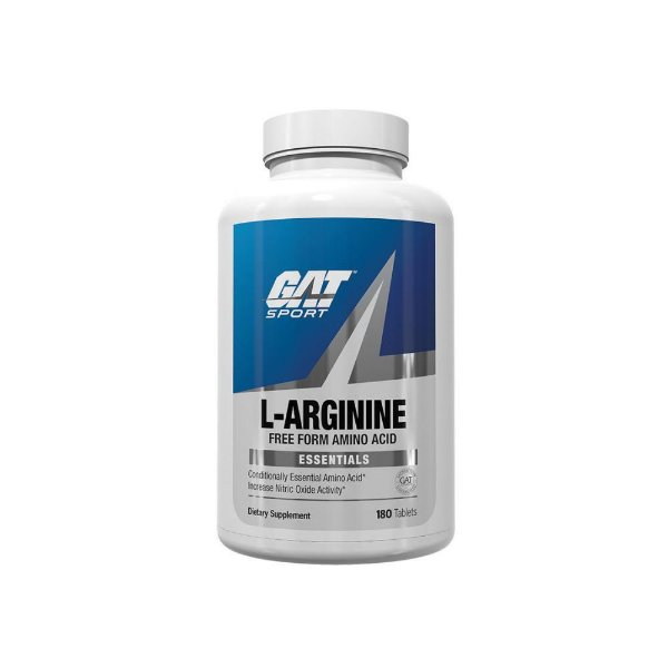 L-Arginina 180 Tabs - Gat