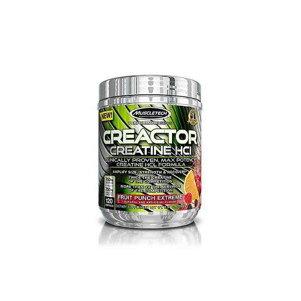 Creatina Creactor  120 Doses - Muscletech