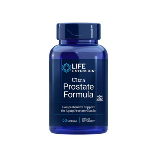 Ultra Prostate Formula  60 Caps - Life Extension