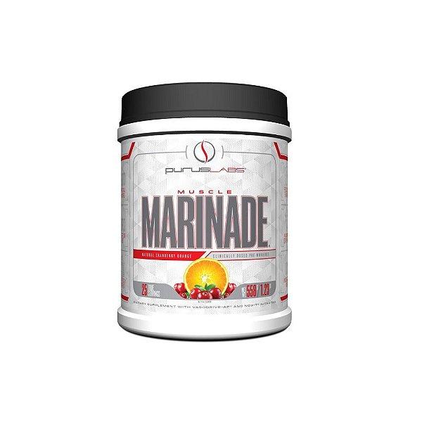 Pré-Treino Mucle Marinade (25 Doses) - Purus Labs