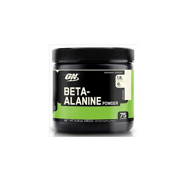 Beta Alanine Powder 75 Doses 300g - Optimum Nutrition