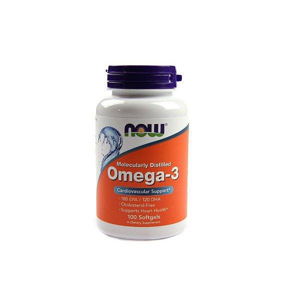 Omega 3 180EPA/120DHA 100Caps - Now