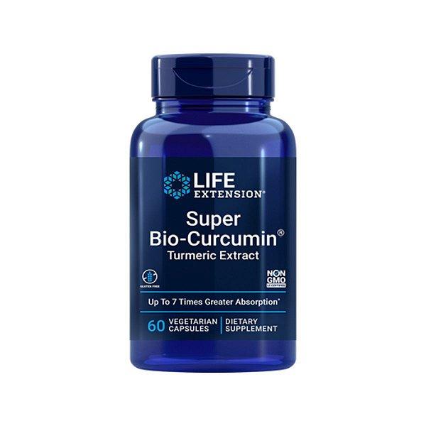 Super Bio Curcumin  400mg 60caps -Life Extension