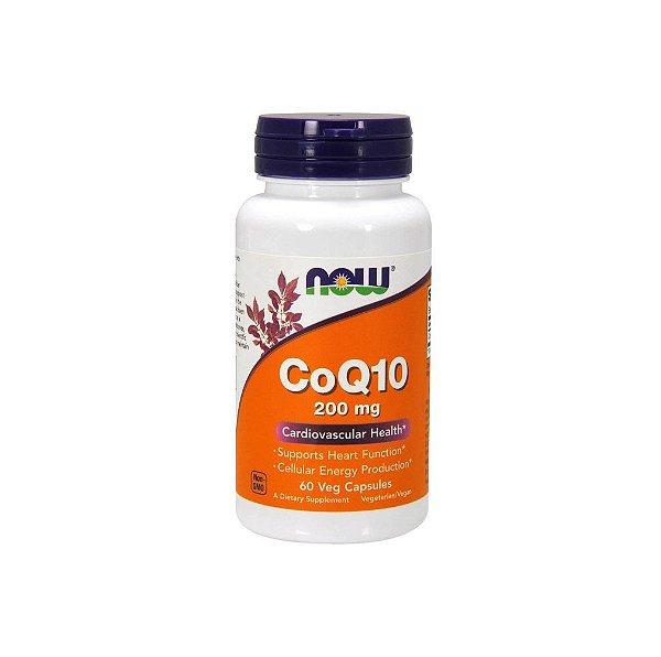 COQ10 200mg 60 Caps - Now