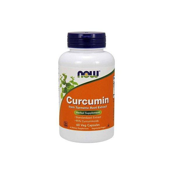 Curcumin 60 Caps - Now