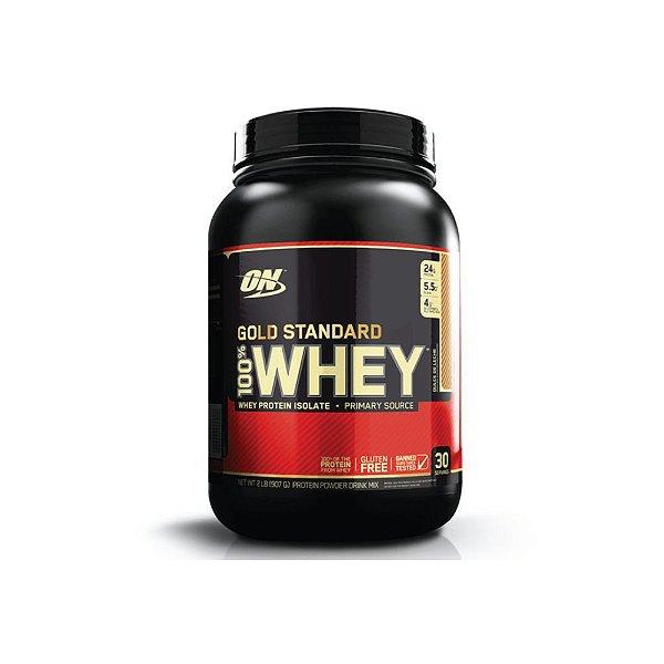 Gold Standard 100% Whey  900g - Optimum Nutrition
