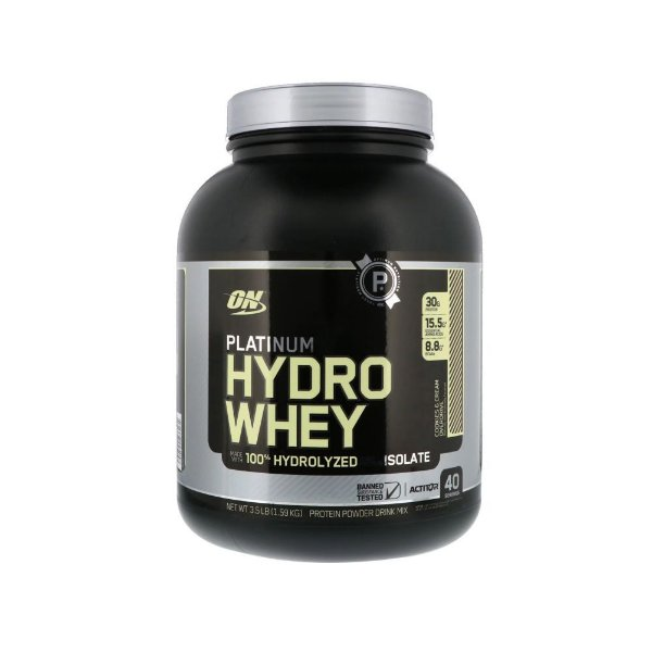 Platinum Hydro Whey 1,5 kg - Optimum Nutrition