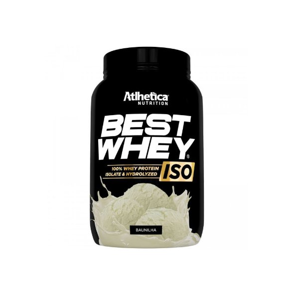 Best Whey Iso  900g - Athletica