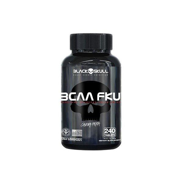 Bcaa FKU 240 Tablets - Black Skull