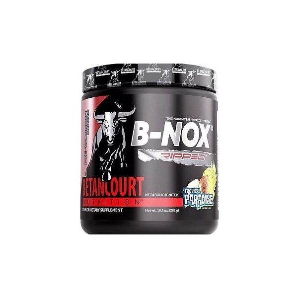 Pré-Treino B-nox Ripped 287g - Betancourt Nutrition