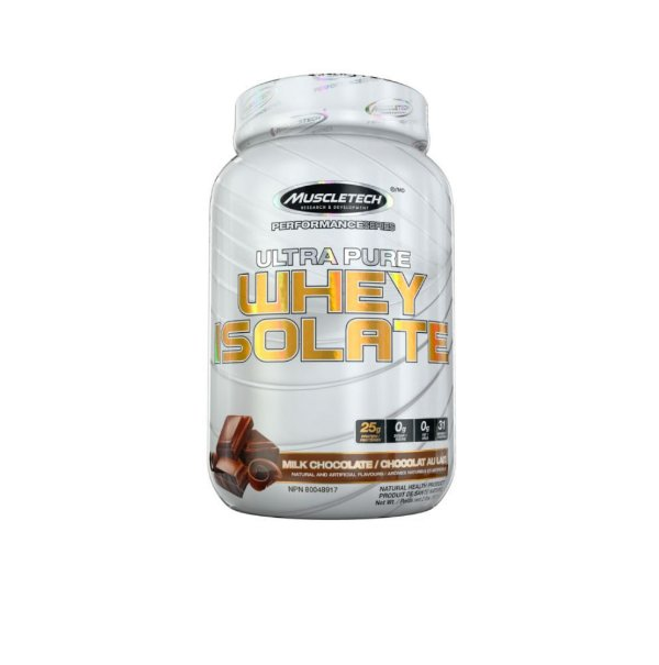 Ultra Pure Whey Isolate 907g - Muscletech