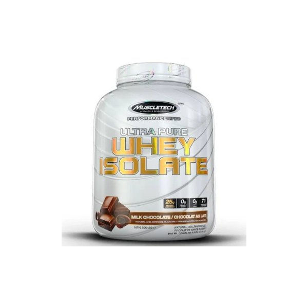 Ultra Pure Whey Isolate 2,087g - Muscletech