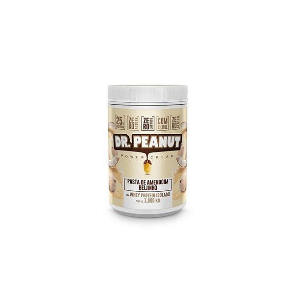 Pasta de Amendoim Beijinho com Whey Isolado 1Kg - Dr. Peanut