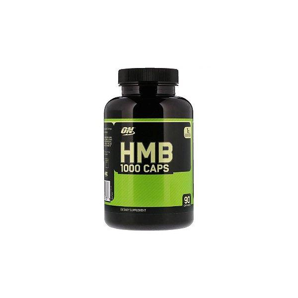 HMB 1000 Caps, 90 Cápsulas - Optimum Nutrition