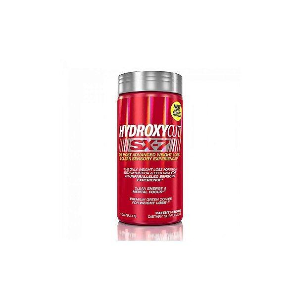 Hydroxycut Sx-7 70Caps - Muscletech