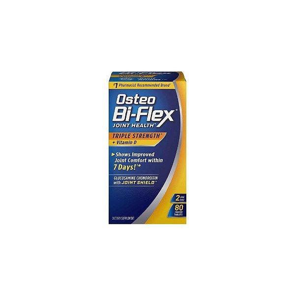 Osteo Bi-Flex  80 Tabs - Joint Shield