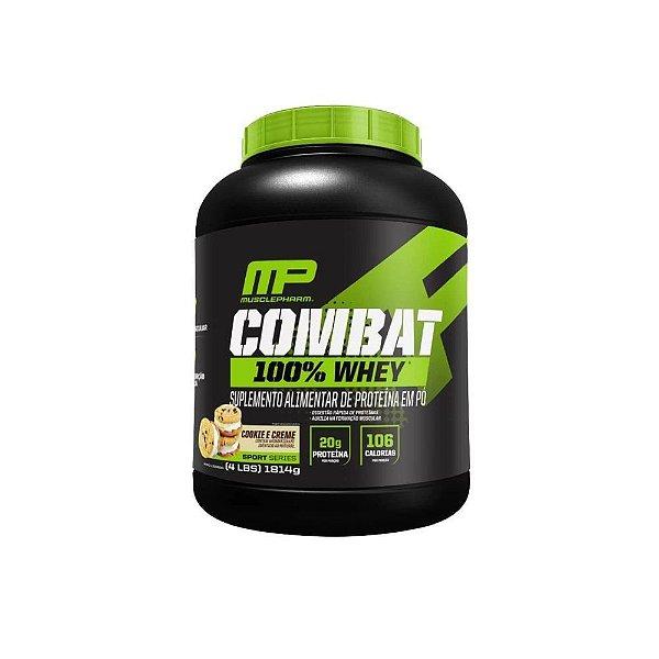 Combat 100% Whey 1814g  - MusclePharm