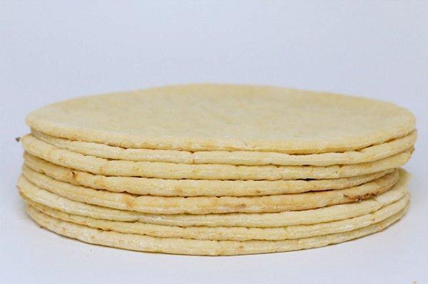 Massa Pré Assada para Pizza Sem Glúten 35cm | Grande (11 pacotes c/04 cada = 44 Unidades)