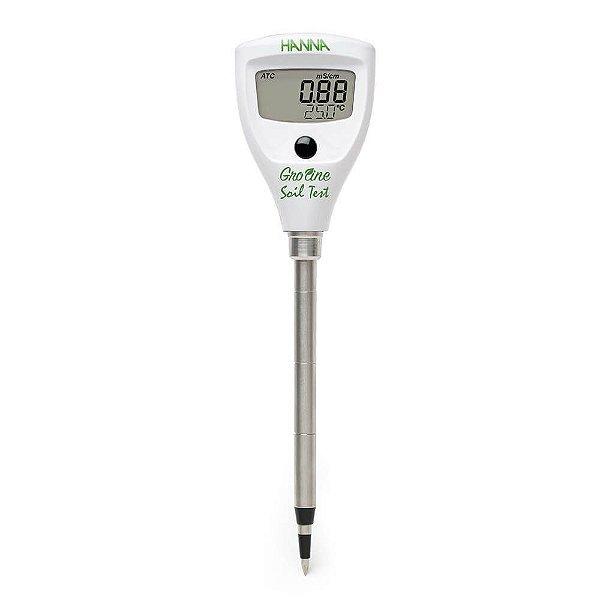Groline - Medidor de EC e Temperatura diretamente no Solo - Hanna HI98331