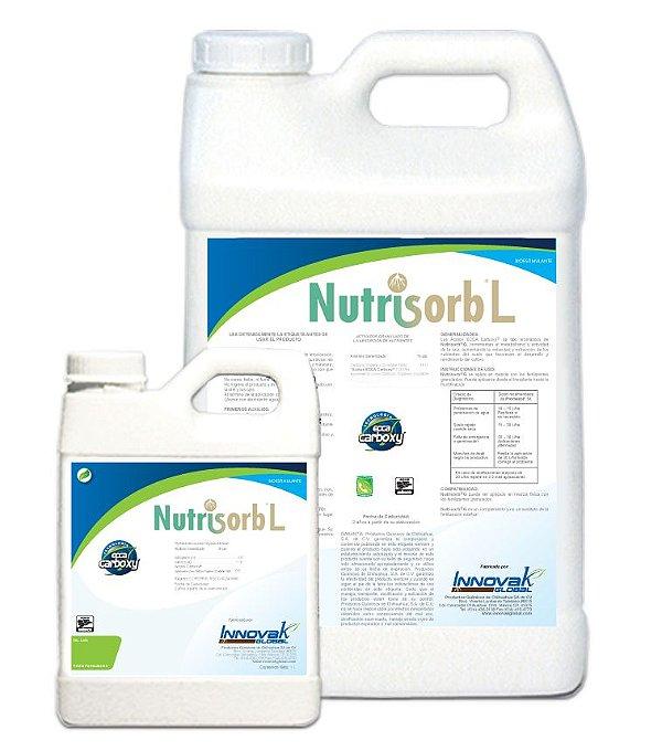 Nutrisorb - Estimulante Radicular- Bioestimulante para assimilação de nutrientes 1Litro