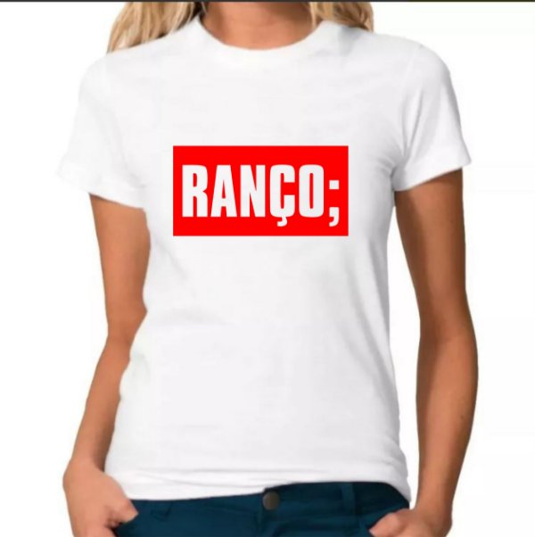 b57f8a4f70 T-Shirt Camiseta Ranço - So Pretty T- Shirt Camisetas femininas com ...