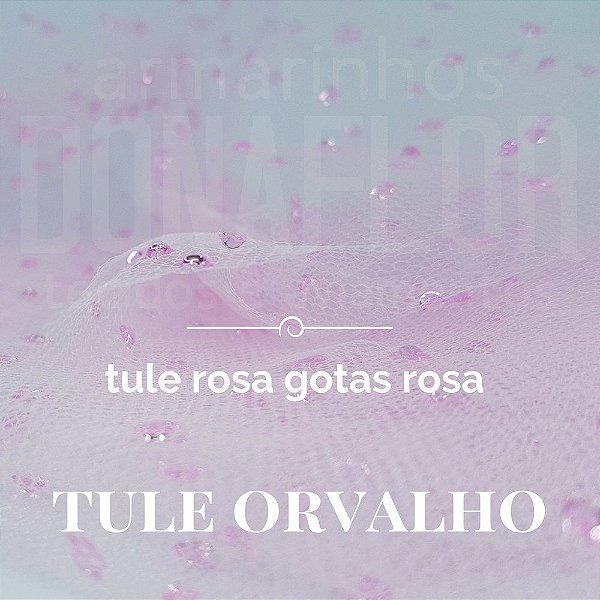 Tule Orvalho 50x1,20cm