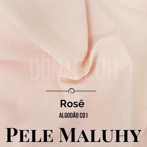 Algodão Rosê 50x1,58cm