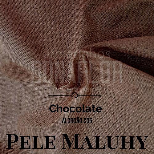 Algodão Chocolate   50x1,58cm