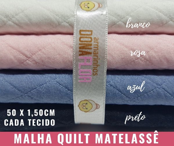 Quilt Matelassê_4Cortes