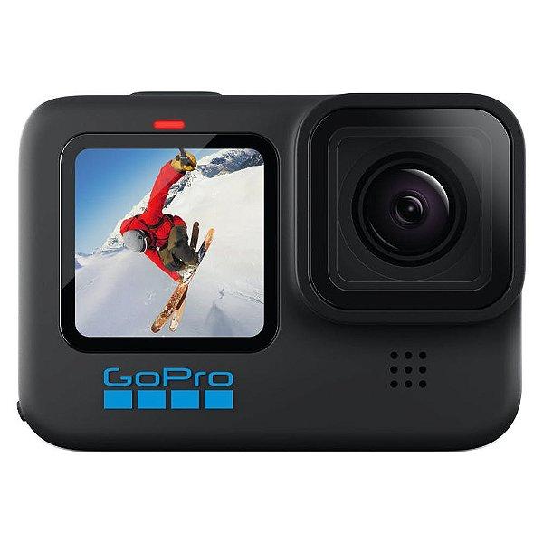 Câmera De Ação GoPro Hero 10 Black 5.3K