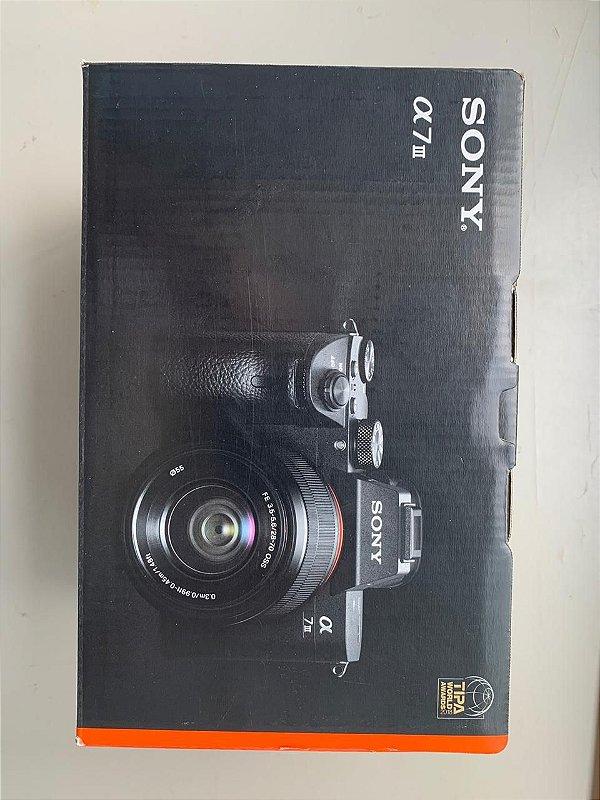 Camera Sony A7iii