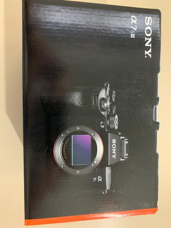 Camera Sony A7sIII