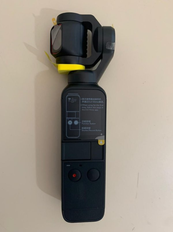 Camera Osmo pocket 2