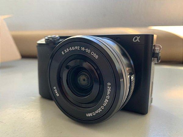 Câmera Sony a6100