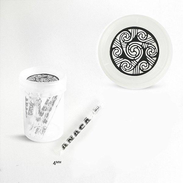 Piteira de Vidro 0,4 mm ( ANACÃ collab JET LIFE )