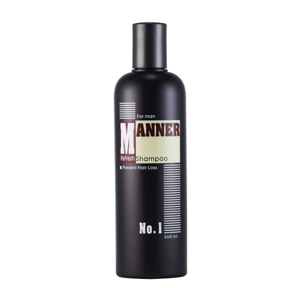 No.1 Manner Refresh Shampoo 360mL