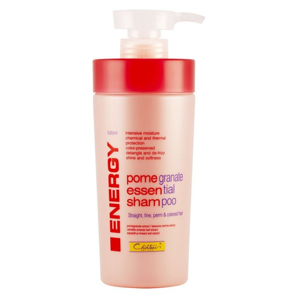 Energy Pomegranate Essential Shampoo 535mL (anti-aging)