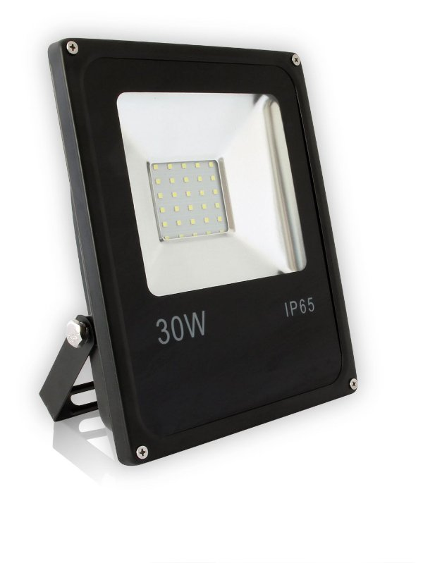 REFLETOR LED 30W  | LED PHILIPS | Resistente à Água IP65 | 3.600 Lúmens