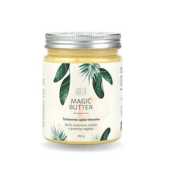 Máscara Tratamento Intensivo Magic Butter 250g - Abela