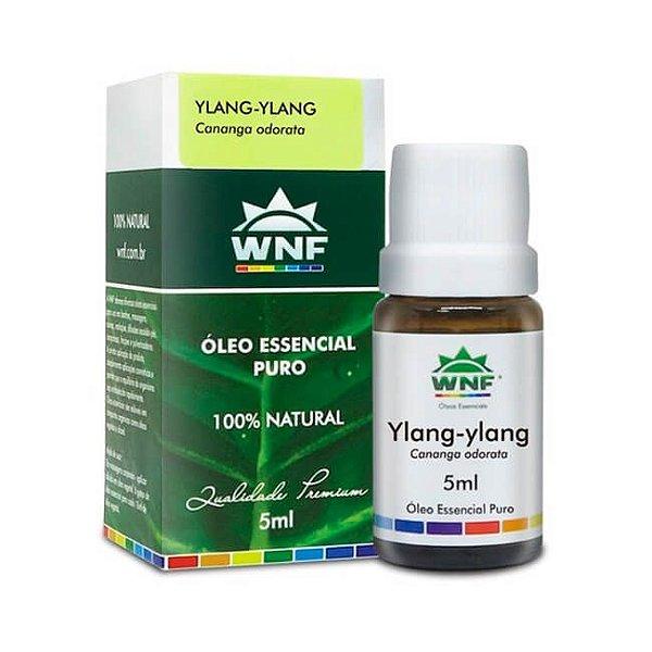 Óleo Essencial Ylang Ylang 5 mL - WNF