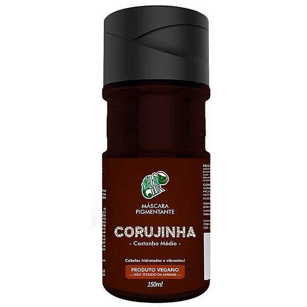 Máscara Pigmentante Corujinha 150ml - Kamaleão Color